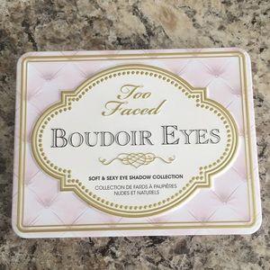 ✨Too faced boudoir eyes eyeshadow pallet